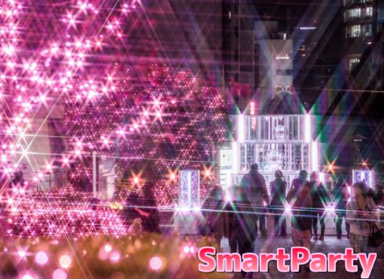 スマートパーティーは各地で年間1000本超のイベント・パーティーを開催中!
